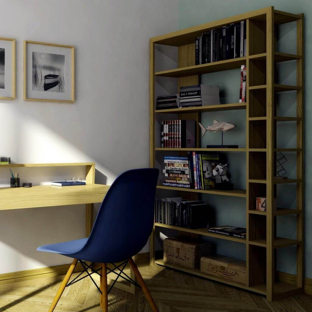 Стеллажи - каталог мебели ТИНТ