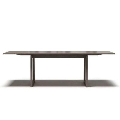 Большой обеденный стол массив