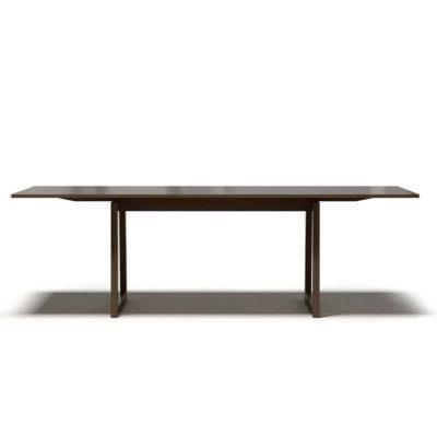 большой обеденный стол орех