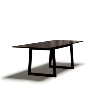 большой стол венге