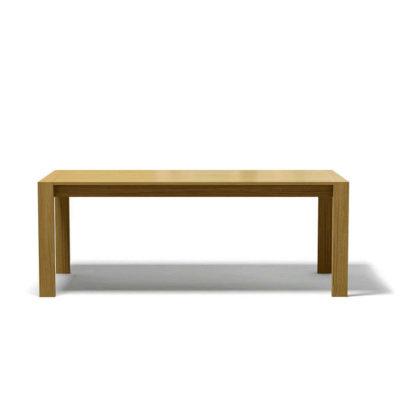 Большой обеденный стол из дуба