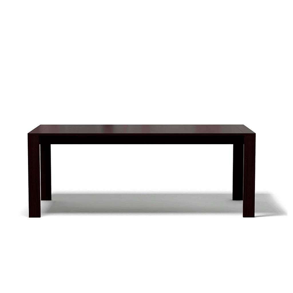 Большой обеденный стол венге